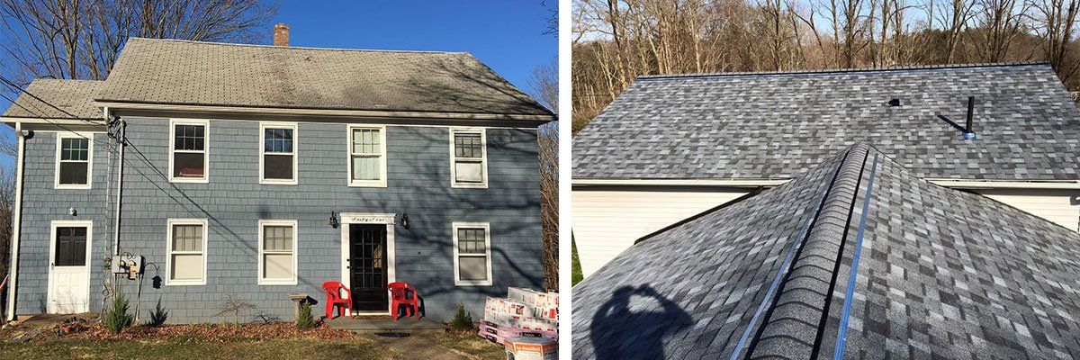 Roofing Contractor Killingworth Ct Martin Roofing