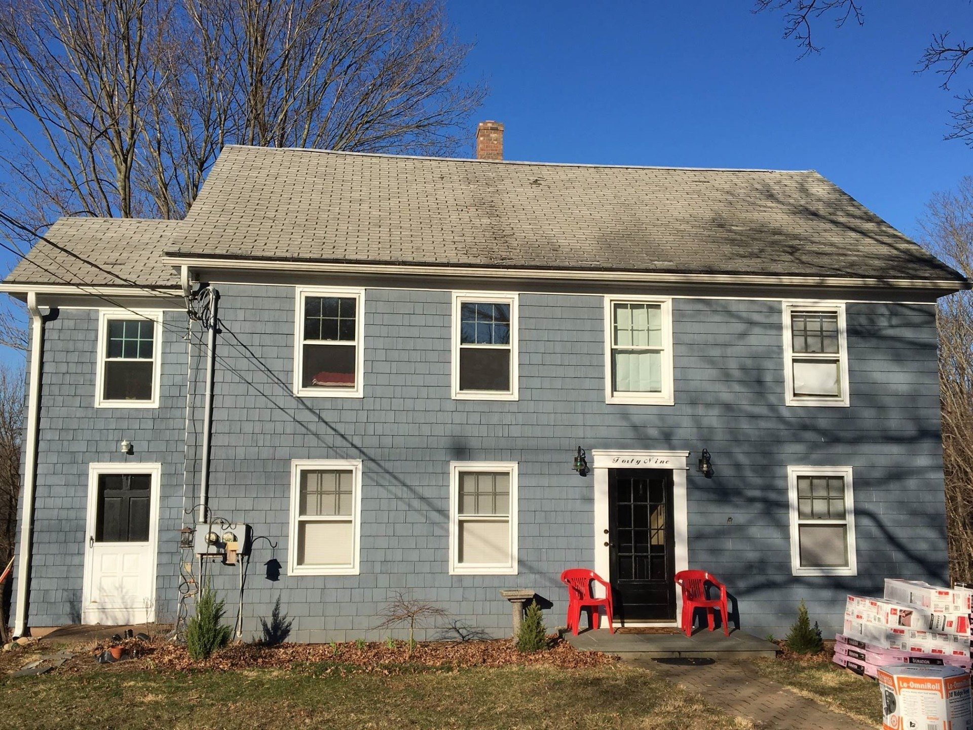 Full Roof Replacement Killingworth Ct Martin Roofing