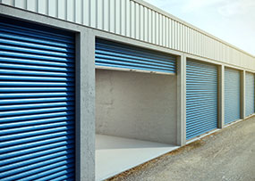 Wonderful Blue Storage Unit   Mini U0026 Self Storage Warehouses In Kingston, NY