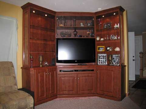 Home Theatre Cabinetry   Nassau, NY   Mica World