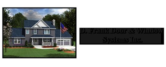 D Frank Door U0026 Window Systems