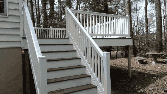 Custom Decks And Repairs In Hampton Newport News York