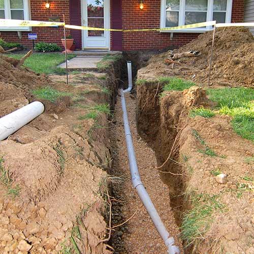 Professional Excavating