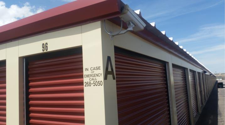 Security camaera watching storage units - secure storage facilities - Superior Self Storage u0026 RV in ... & Secure Facilities - Casper WY - Superior Self Storage u0026 RV