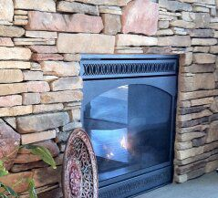 Interior Fire Place Ocean View New Jersey J Amp J