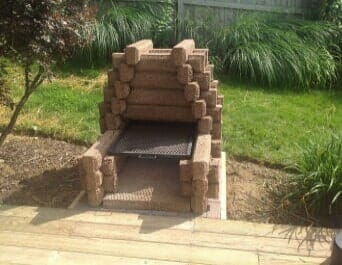 Link log fireplaces pittsburgh pa lesney concrete specialties inc outdoor fireplace link log fireplaces in pittsburgh pa teraionfo