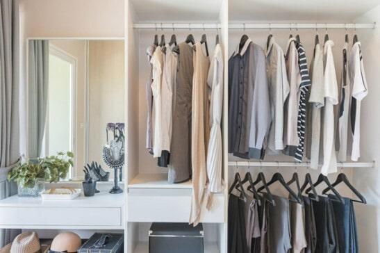 Wardrobe   Custom Storage In Santa Cruz, CA
