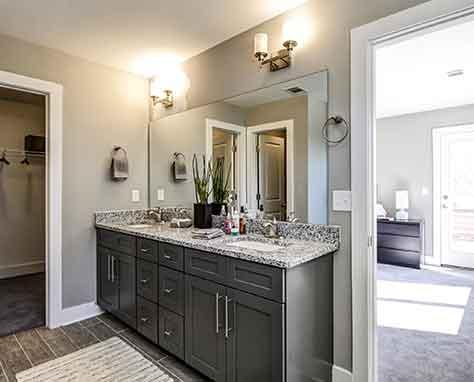 Custom Cabinets Huntsville AL Affordable Cabinets Granite - Bathroom remodel huntsville al