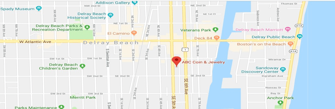 Visit Us Today | ABC Coin & Jewelry | Delray Beach, FL on