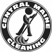 Central Maine Cleaning logo
