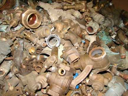Scrap Alloy — Buy Scrap Metal in Saginaw, MI