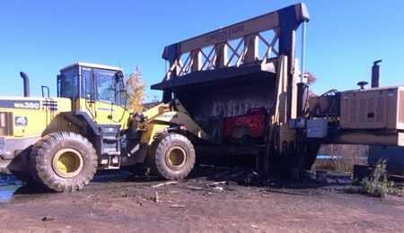 Company Truck — Buy Scrap Metal in Saginaw, MI