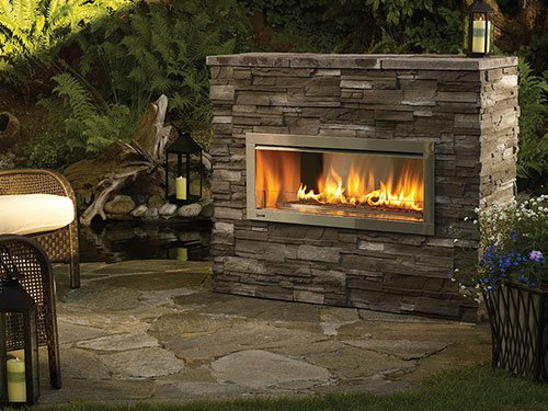 Outdoor Fireplaces Sacramento Ca River City Fireplace And