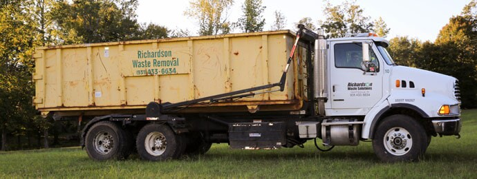 Dumpster Rentals & Trash Pick Up | Fayetteville, TN ...