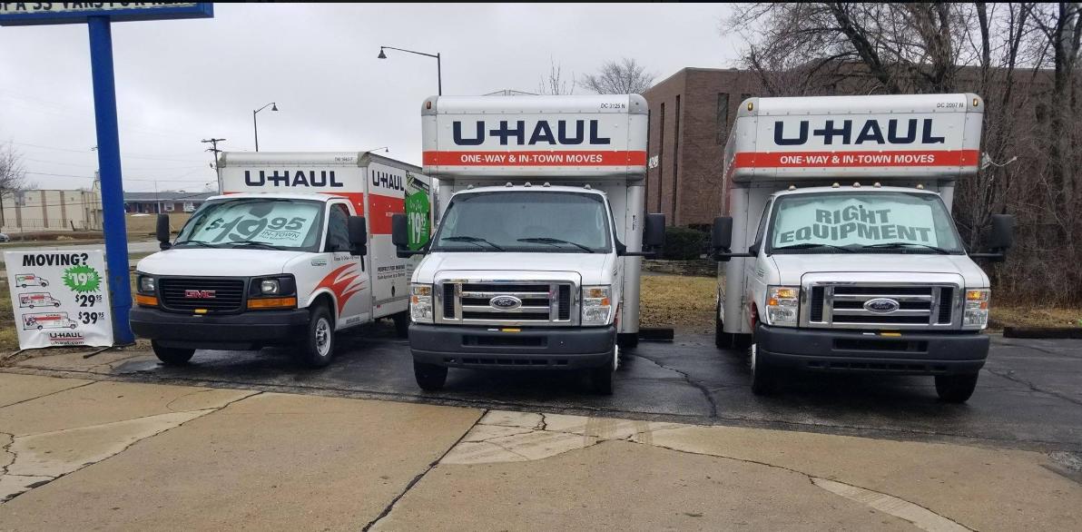 Uhaul Truck Rental l Rockford, IL l Value Plus Auto & Van Rental