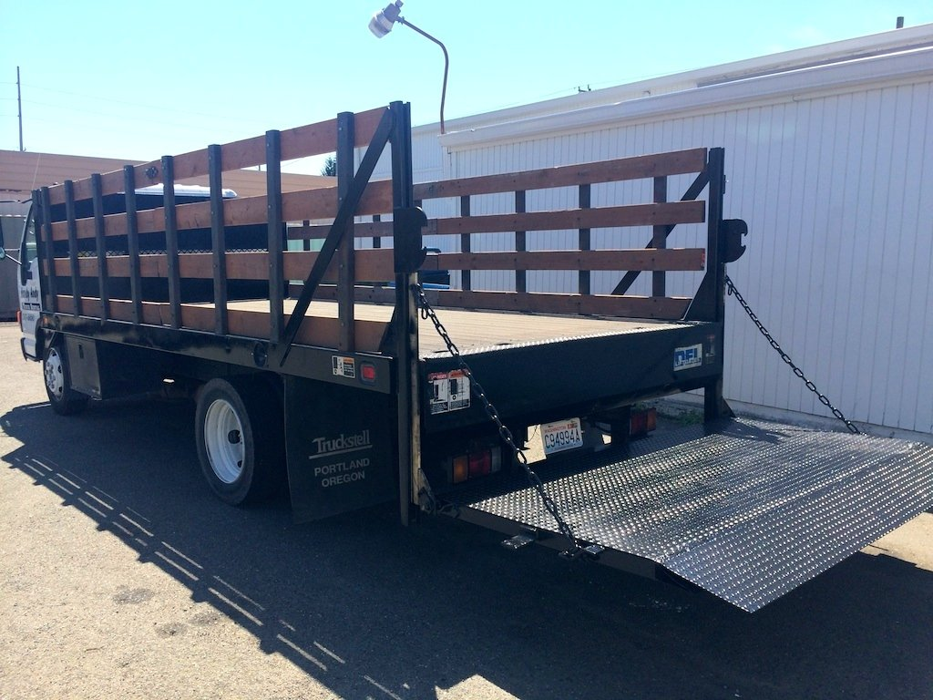 Flatbed Truck Rental Seattle Wa Handy Andy Rent A Tool