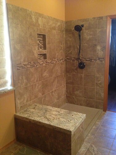 Tile Showroom Oklahoma City Oklahoma Midwest Tile And Remodeling