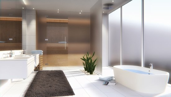 6 Reasons To Use Opaque Glass For Privacy In The Bathroom