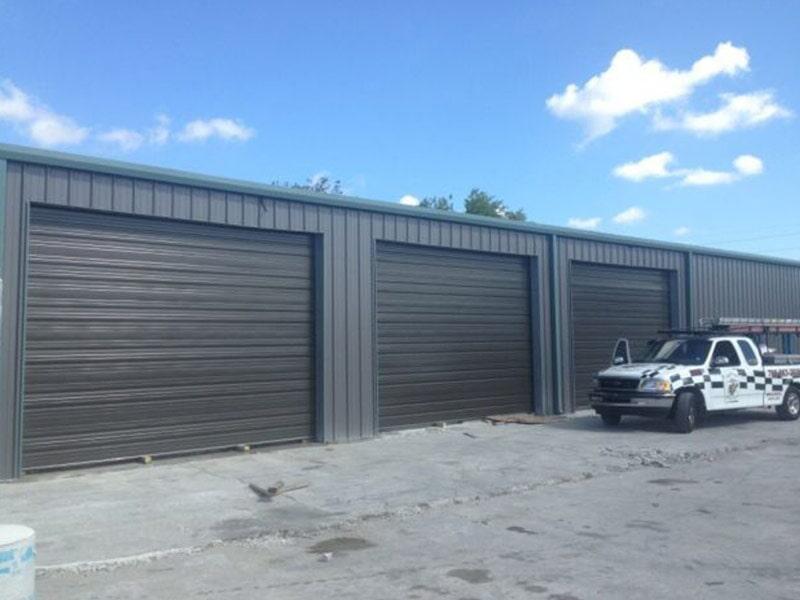 Door With Vehicle U2014 Need New Garage Door In South Florida