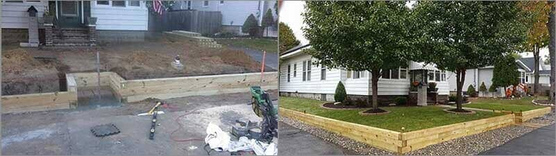 Landscaping Work Albany Ny Empire State Companies Inc