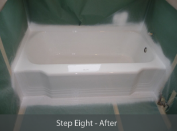 Reglaze To Repair Tub Chips And Cracks Sterling Heights
