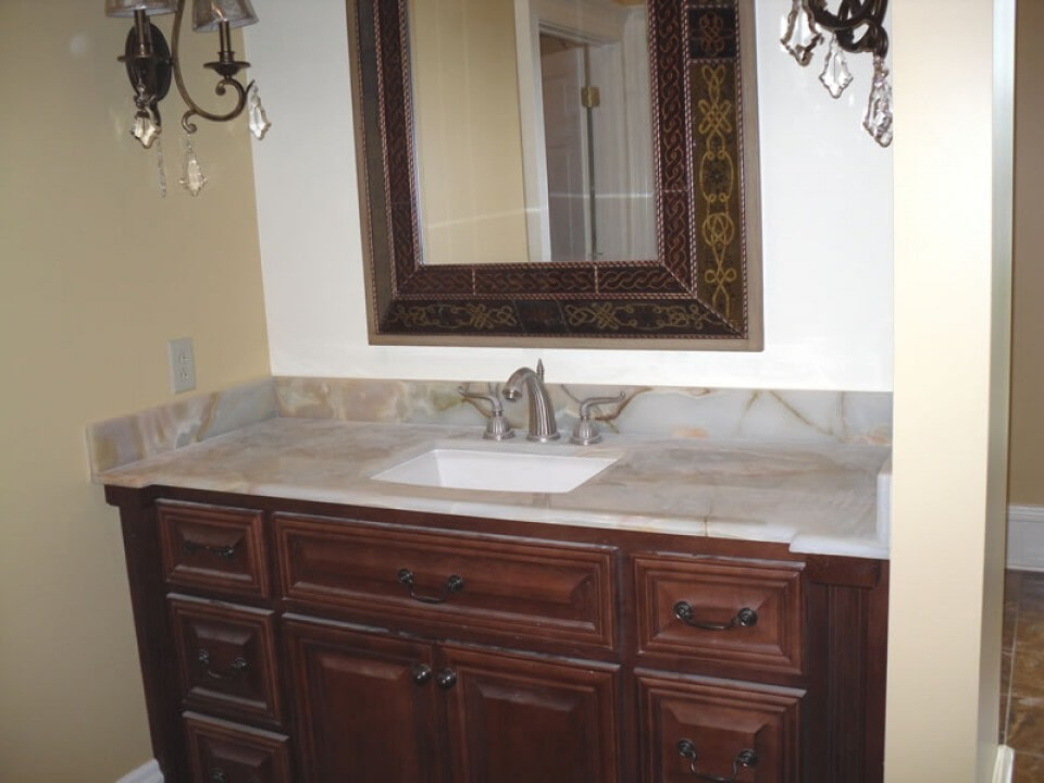 Kitchen Countertops Bath Vanities In Richmond VA H E Satterwhite - Bathroom cabinets richmond va