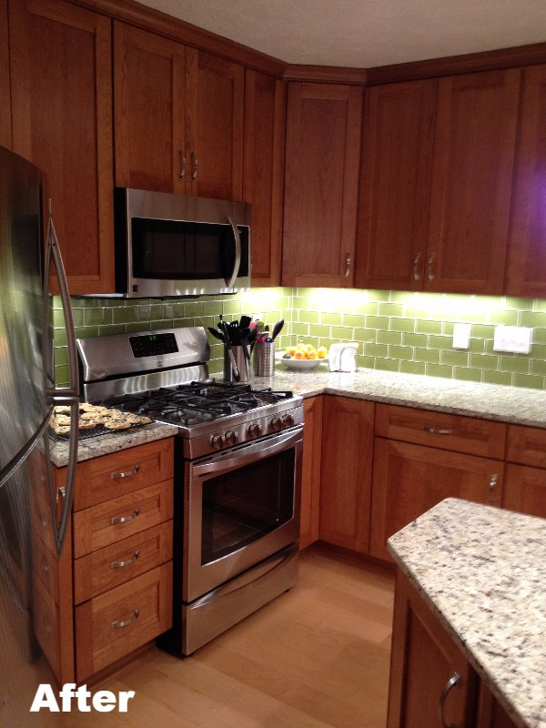 After Reface U2014 Kitchen Remodeling In Indianapolis, IN