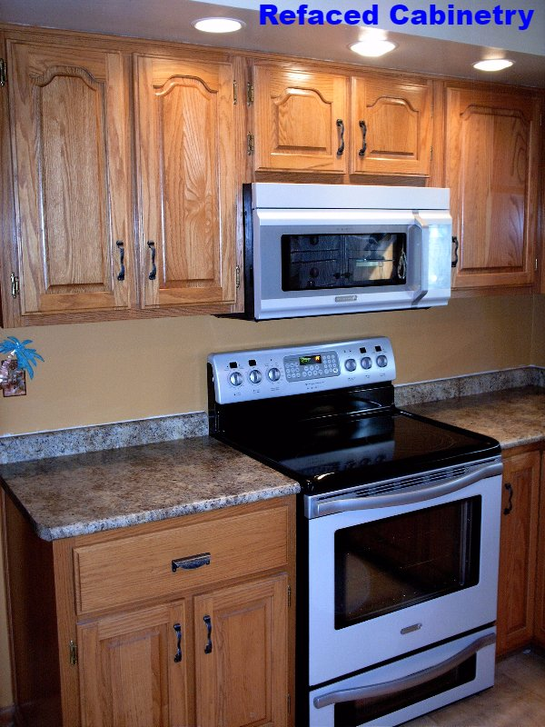 Refaced Cabinetry U2014 Kitchen Remodeling In Indianapolis, IN