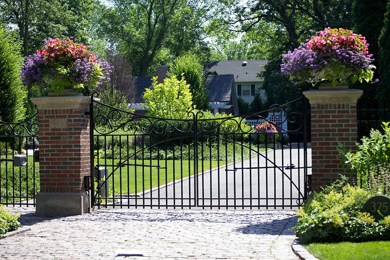Brickcolumn Fencing Benefits You Ll Enjoy