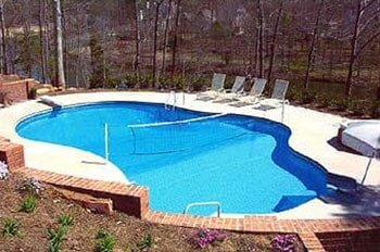 Pool Installation Spartanburg Sc Fox Pools Spartanburg