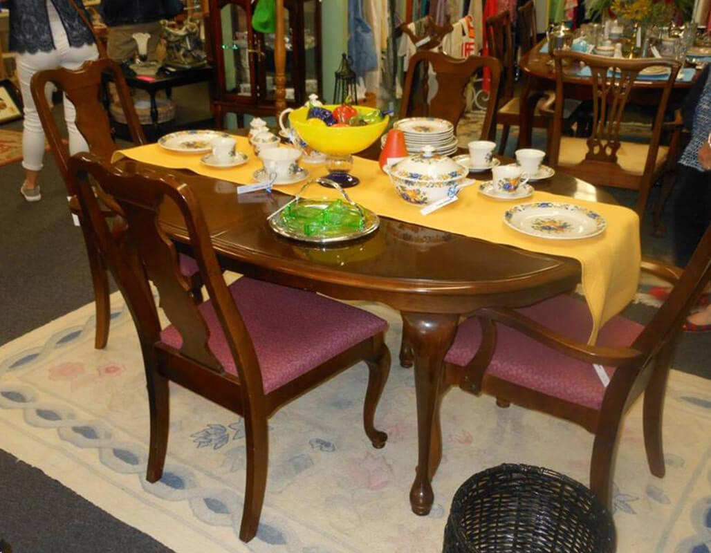 Beau Furniture And Antiques Consignment Store In Concord, NH