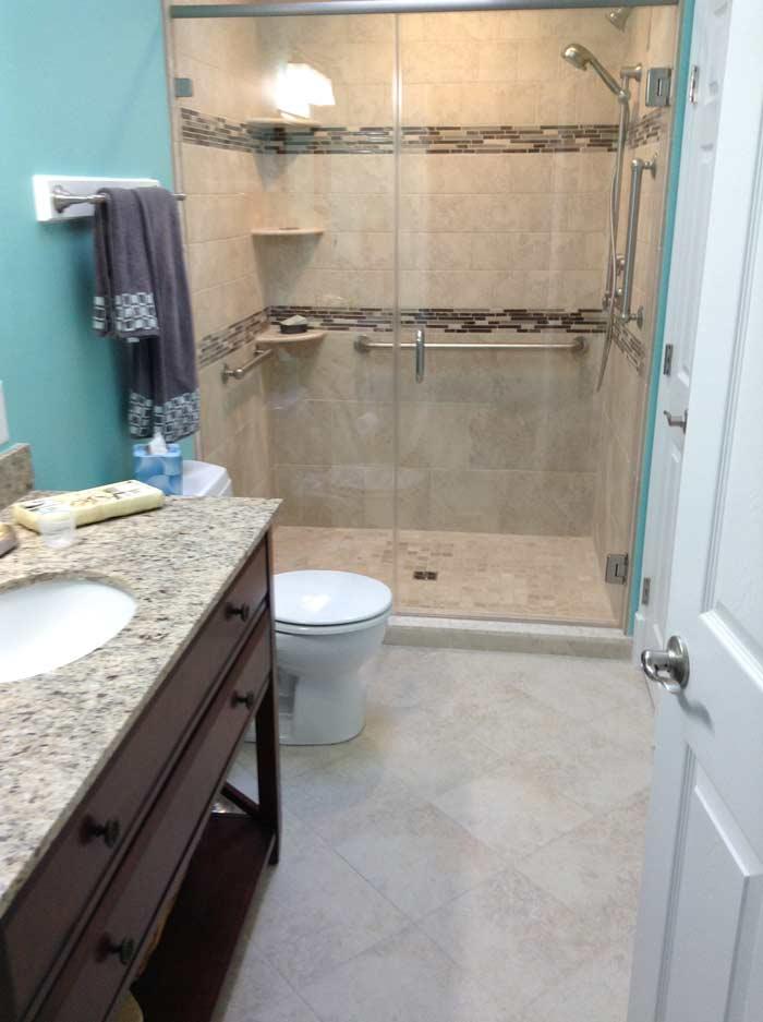 Remodels and upgrades woodbridge va before after - Bathroom remodeling woodbridge va ...