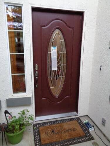 New front entry door - new doors in Sacramento ... & High Quality Door Work | Sacramento CA | New Door Store