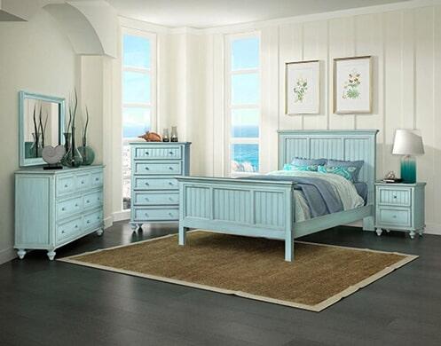 SW Bleu   Florida Bedroom Furniture In Naples, FL