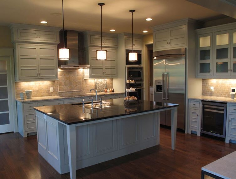 Dim Kitchen U2014 Custom Kitchen Cabinets In Green Bay, WI