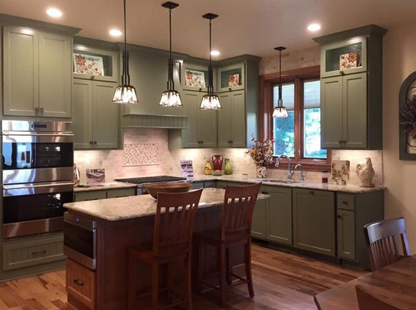 Photo Galleries Showcase Kitchens Inc Green Bay Wi