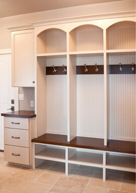 Ordinaire Mudroom U0026 Laundry Room Cabinets In Green Bay