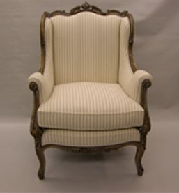 Antique Chairs Reupholstered Patterns