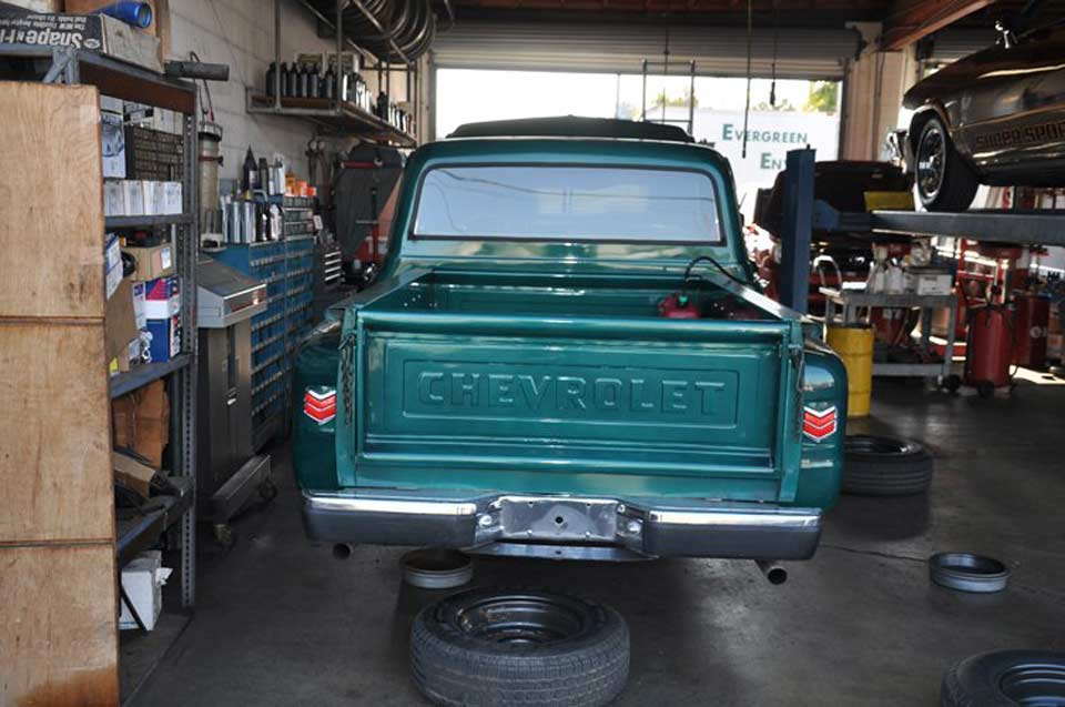 Vintage and Classic Car Repair and Restoration in the Tri-City Area ...