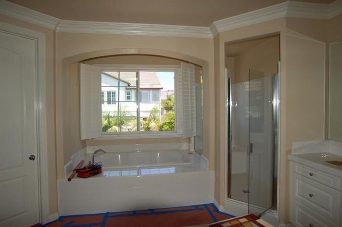 Bathroom Before Remodeling U2014 Superior Kitchen U0026 Bath In El Cajon, ...