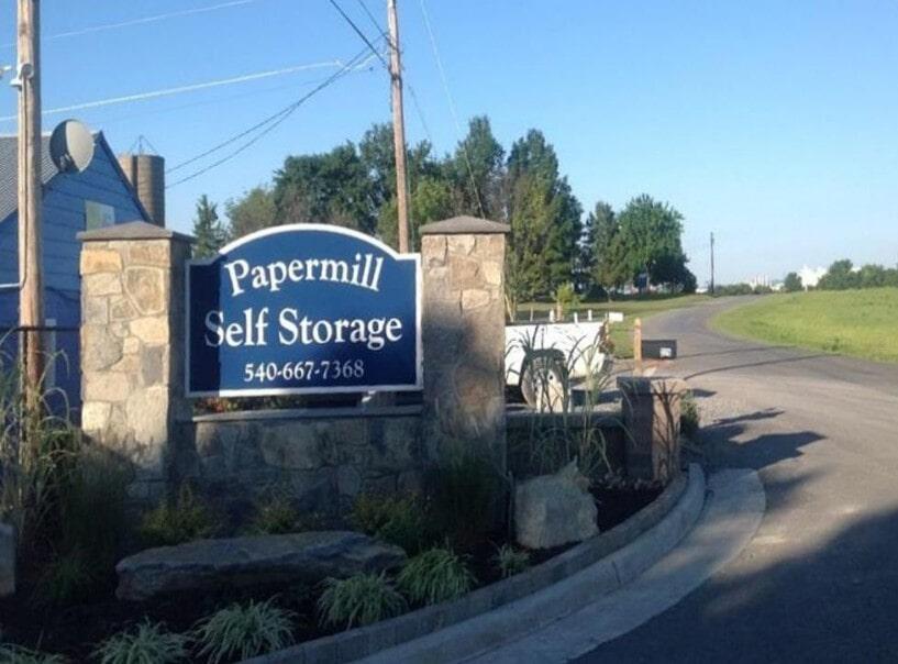 Storage Units Winchester Va Papermill Self Storage Llc