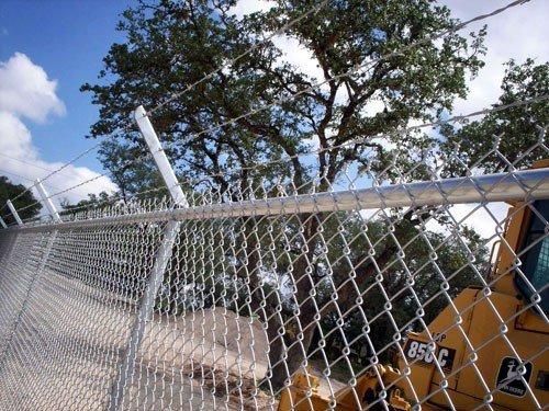 Chain Link Fences San Antonio Tx Alamo Fencing Co Of