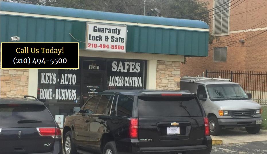 Guaranty Locksmith – Welcome