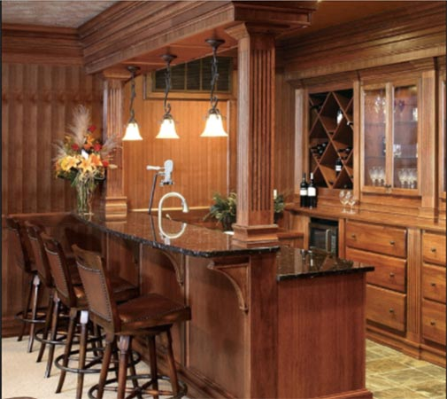 Kitchen Cabinets Md: Custom Crafted Counter Tops