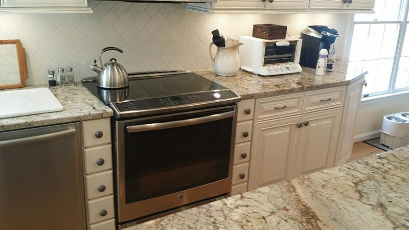 Custom Crafted Counter Tops Waldorf Md Cabinet Corner