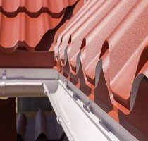 Simple House Gutter — Windows in Oconomowoc, WI