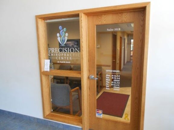 Office — Office Entrance in Rochester, MN
