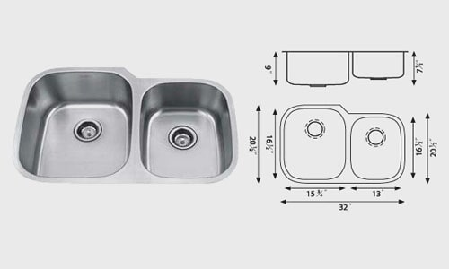 Sinks and Faucets   Portland, Oregon   PDX Cabinets & Granite