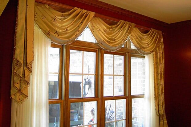 Custom Drapes Window Treatments Chicagoland Dreamhouse Draperies