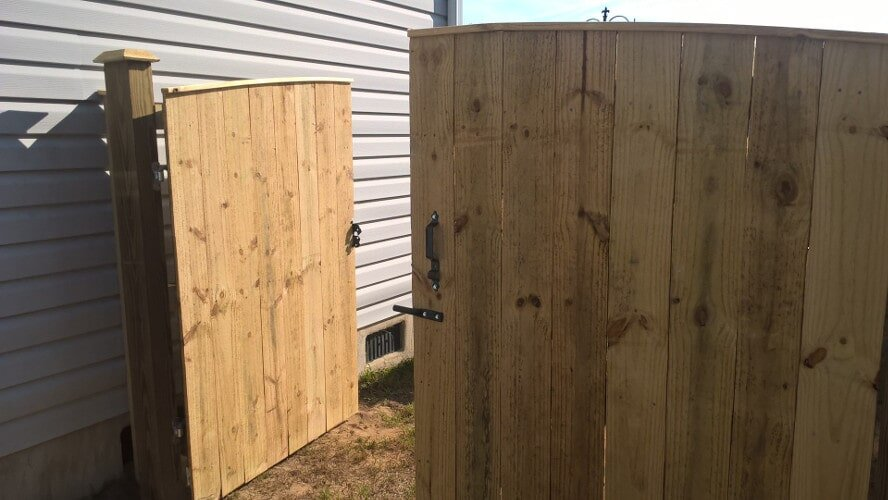Fencing Fit For Your Home Columbia Sc The Fence Company